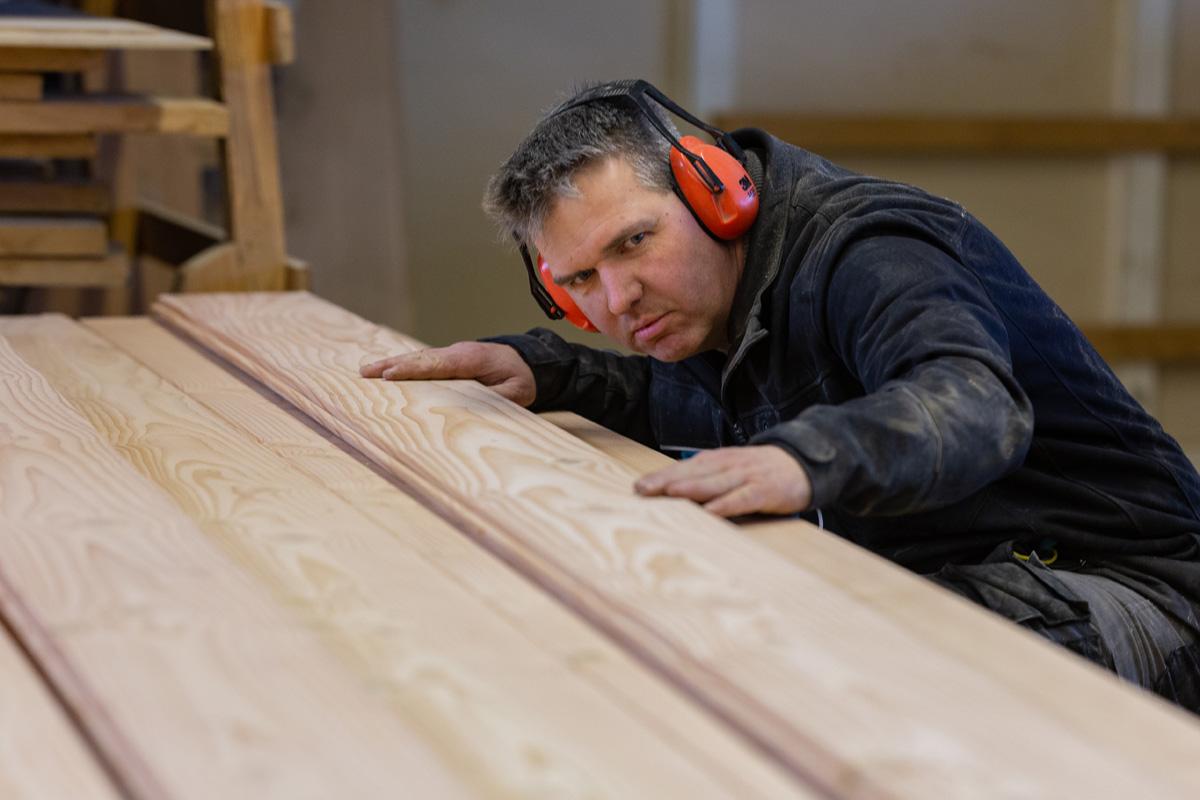 Schreinerei – Lotze Holztechnik GmbH